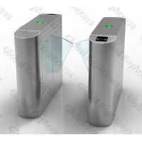 Security Retractable Flap Tripod Turnstile Gate for Library Entrance Control and Management Manufactures