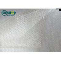 Wholesale Two Layers Adhesive Fusible Web Net With Non Woven Release Paper For Bonding Clothing from china suppliers