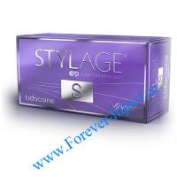 Buy cheap stylage - s, VIVACY , dermal filler , 2 x 0.8ml pre-filled syringe , Superficial to mid-dermis from wholesalers