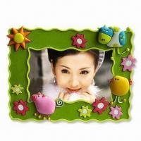 Wholesale 2/3D Magnetic Photo Frame, Customized Designs Welcomed with Various Frame Materials from china suppliers
