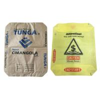 Buy cheap Customized 50 Kg PP Polypropylene Cement Bags With Valve Bopp Laminated from wholesalers