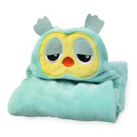 Buy cheap Bamboo Cotton Baby Hooded Towel,  Baby Hooded Beach Towel Various Colors Animal from wholesalers