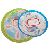 Buy cheap Disposable PE layered paper plate paper tray paper dish from wholesalers