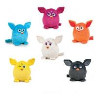 Buy cheap Furby Stuffed Animals for Babies , Cartoon Plush Toys in Polyester Material from wholesalers