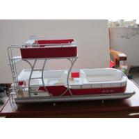 Buy cheap Pleasure Craft Models With Print Logo , Natural Resin Material from wholesalers
