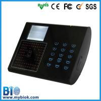 Buy cheap Sales promotion! Facial & RFID recognition time recording & access control Bio-FR102 from wholesalers
