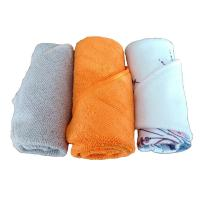 Buy cheap Lint free wholesale microfiber kitchen towels and dish towels with super absorbent quality in multi colors from wholesalers