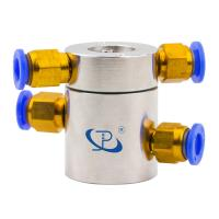 Buy cheap Low Torque Rotary Pipe Joint , Rotating Swivel Joint 0~1 MPa Working Pressure from wholesalers