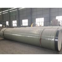 Buy cheap Abrasion-resistant epoxy glass fiber anti-corrosion steel pipe from wholesalers