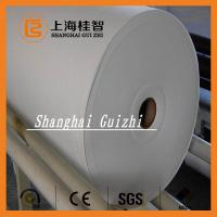 Buy cheap Pure Natural Cotton Spunlace Nonwoven Fabric Roll High Tensile Strength from wholesalers