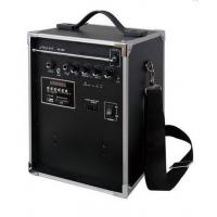 Buy cheap 50W 80dB 210~270MHz USB, SD, MMC, MP3 PA Portable Sound Systems With Rechargeable Battery from wholesalers