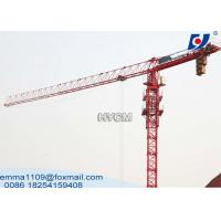 Buy cheap 8T Topless Tower Crane QTZ80 (PT5515) 45m Working Height Price from wholesalers