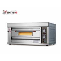 Buy cheap Stainless Steel One Deck 300°C Industrial Baking Oven from wholesalers