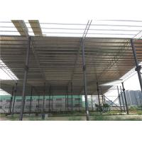 Buy cheap Modern Design Pre Built Steel Structure Warehouse Customized Size / Design from wholesalers