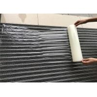 Buy cheap Clear Carpet Floor Protector Film , 300 ft Carpet Plastic Film With Good Adhesive from wholesalers