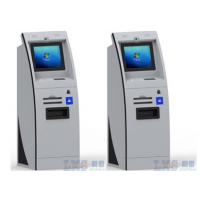 Buy cheap Network Barcode Reader Payment ATM Kiosk With Touch Pad Use In Shopping Mall from wholesalers