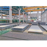 Buy cheap Gas Oil A240 Passivated F51 UNS S31803 Duplex Stainless Steel Plate from wholesalers