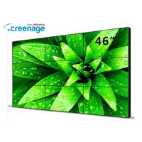 China Customized Wall Mounted Seamless LCD Video Wall High Definition Industrial Grade 46'' 47'' 55'' on sale