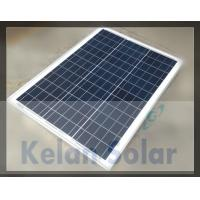 Wholesale High Output Solar Panels 50W , Most Efficient Solar Panels For Your Home from china suppliers