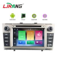 Buy cheap Android 8.0  Avensis Toyota Car DVD Player With Multimedia Radio GPS from wholesalers