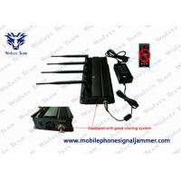 Buy cheap Automotive Cell Phone Jammer 11W High Efficiency 120*62*22mm Volume from wholesalers
