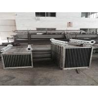 Buy cheap High Pressure Industrial Steam Heat Exchangers 120℃  - 300℃ High Temp Resistance from wholesalers