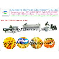 Buy cheap Nik Nak Plant,Snack Food Equipment System,Extrusion Snack Food Machine from wholesalers