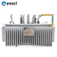 Buy cheap 800 Kva 11kv Oil Immersed Power Distribution Transformer With Gas Relay from wholesalers