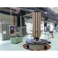 China 2500mm Chuck Diameter Pit Vertical Winding Machine For Making High Voltage on sale