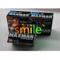 China Maxman Ii Sex Energy Capsule For Kidney Function , Mmc Sexual Health Capsules Tablets on sale