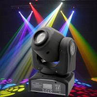 Wholesale Plastic Professional DMX512 Moving Head Light 30 - Watt  For Concert Lighting from china suppliers