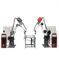 Buy cheap Arc Mig Aluminum Welding Machine Automatic  Fanuc Industrial Robots Steel Material from wholesalers