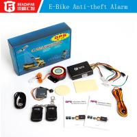 Buy cheap Electric motorcycle GPS tracker GPSv12+ motor /bike anti-theft gps tracker from wholesalers
