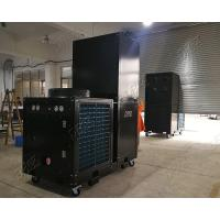 Buy cheap 10 Ton Portable Outdoor AC Unit All In One Structure Air Volume 6250 M3/H from wholesalers