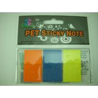 Buy cheap Simple Removable 12mm * 45mm * 0.05mm OEM Personalized Customized Sticky Notes from wholesalers