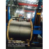 Wholesale Aluminum Conductor Steel Reinforced Bare Aluminum Cable ACSR Conductor from china suppliers