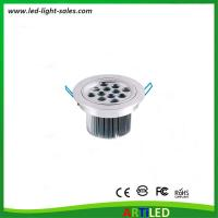 Wholesale High power 12W LED ceiling lights with 960Lm for commercial and home use from china suppliers