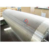 Buy cheap Rotary Calendar Industrial Heated Rollers Sublimated Fabric Garment Sportswear Support from wholesalers