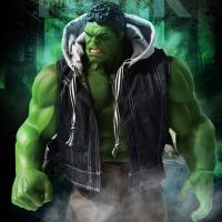 Buy cheap Marvel Action Figure Hukl from wholesalers
