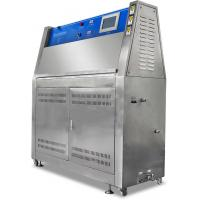 Light UV Accelerated Aging Chamber Nichrome Heating System Environmental