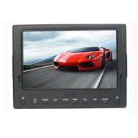 Buy cheap USB Input Full HD Car TFT LCD 7 Monitor 12V For Broadcasting Camera from wholesalers