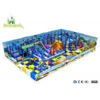 Wholesale Customized Indoor Soft Playground Anti - Static 2CM Thickness With Protective Web from china suppliers