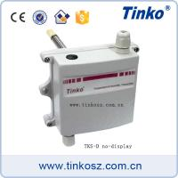Buy cheap Cheap price tinko abs sensor tube 24v pipeline temperature transmitter with PG7 cable gland from wholesalers