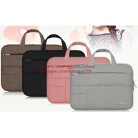 Buy cheap Man Felt Notebook Laptop Sleeve Bag Pouch Case For Acer Dell HP Asus Lenovo Macbook Pro Reitina Air Xiaomi from wholesalers