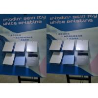 Buy cheap High Viscosity Mirror Effect Ink Transparent Good Adhesion With PET / PMMA from wholesalers