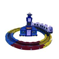 Buy cheap Mini Electric Kiddie Amusement Park Train Rides Kiddie Ride Game Machine For Sale from wholesalers