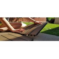 Outdoor Swimming Pool ECO Wood WPC Composite Decking Flooring