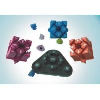 Buy cheap Flexibility high temperature customized Silicone Rubber Keypad with Conductive Button from wholesalers