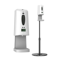 Buy cheap Infrared Touch-Free Stainless Steel Sensor Liquid Soap Dispenser Automatic Hand Sanitizer Dispenser from wholesalers