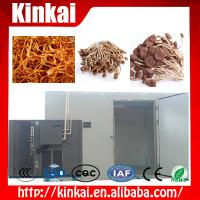 good performance industrial dehydration mushroom cabinet type Manufactures